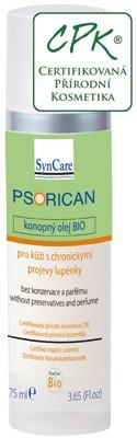 PSORICAN krém CPK certifikovaná přírodní kosmetika