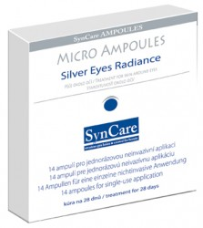 Micro Ampoules Silver Eyes Radiance - kúra 28 dnů